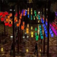 关注城市夜景灯光艺术装置及设计