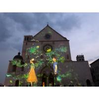 中艺光影秀—投影秀设计-投影秀公司-3D建筑投影灯光秀设计