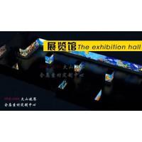 全息投影素材展现完美数字展览馆
