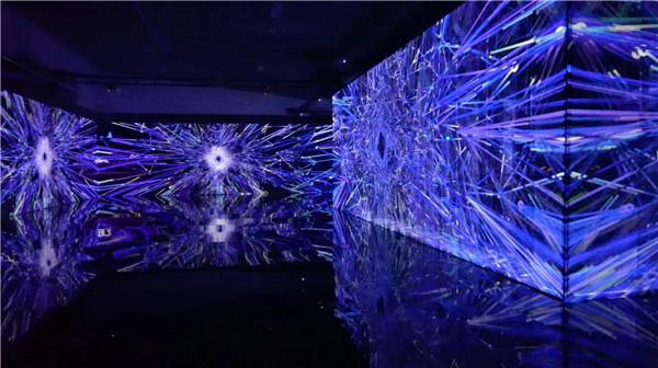互动投影技术,互动投影,互动投影系统的应用