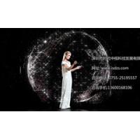 全息互动投影-3d全息投影ar体感互动360度全息投影