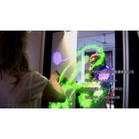 触摸显示屏专用全息投影膜,全息正投玻璃