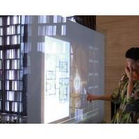 韩国透明全息膜、调光膜、全息投影幕、背投膜、透明液晶显示屏