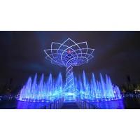 大型水幕激光秀设计丶水幕激光秀表演