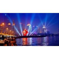 安徽杭州嘉兴灯光秀报价设计策划就找深圳建安中艺光影秀公司