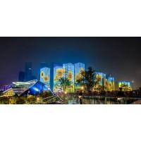 城市景区文旅灯光投影秀创意设计