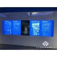 北京意诚意 电动滑轨屏 电控滑轨 电动滑轨屏 互动滑轨屏
