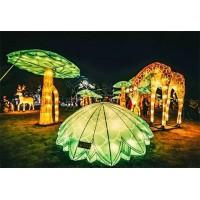 主题公园灯光秀为什么能持续圈粉?