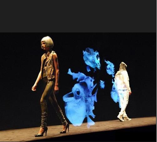 舞台幻影成像 幻影成像原理 270幻影成像 幻影成像膜