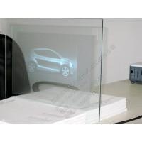 韩国全息膜 全息投影膜 透明全息投影膜 虚拟全息