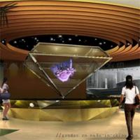 360全息展柜-全息互动_大屏触控与体感互动