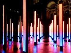 中艺光影专业化户外艺术灯具定制设计是景观艺术灯光灯具厂家 (2)