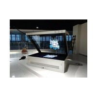 全息柜180单面全息展示柜 270全息投影展示柜