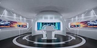 多媒体互动展厅设计_一势江山_展厅 设计_10年专业设计经验
