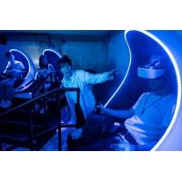 沉浸式投影餐厅_一势江山_3D投影_互动体验_多媒体互动展厅