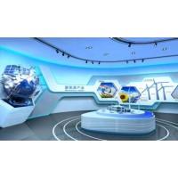 沉浸式球幕投影_一势江山_配合3D主题游戏_打造3D立体空间
