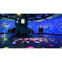 西安地区销售投影互动系统|墙壁互动多媒体投影