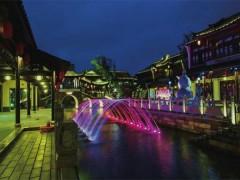 文旅夜游灯光成为2020旅游经济增长的核心力