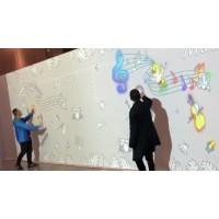 网红音乐互动墙