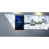 多媒体数字展厅互动滑轨屏