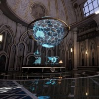 互动投影 数字展厅 全息投影 数字沙盘 3D投影