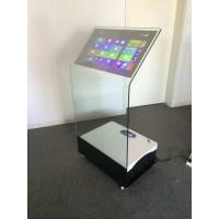 触摸屏查询机专用全息投影膜,全息投影幕