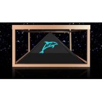 专业生产3D全息展示柜,3d幻影成像,幻影成像膜