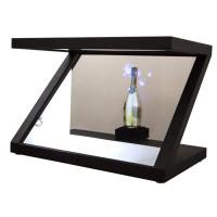 单面幻像全息玻璃、全息展柜玻璃