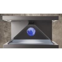 270度全息展示柜,全息玻璃 异形全息展柜定制