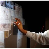 全息投影技术 全息多媒体展厅设计 地面互动游戏投影 多点触控