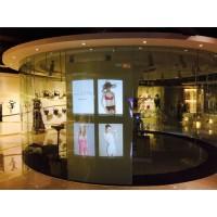 全息背投幕,全息透明膜,互动橱窗投影膜,全息投影设备价格