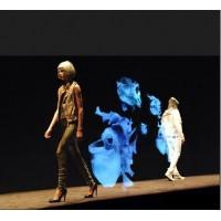 深圳全息幻象立体投影, 全息幻影舞台,震撼3D效果