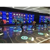 深圳时代中视,专业打造互动投影系统 地面互动投影,效果逼真