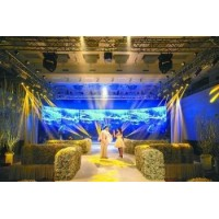 沉浸式5D全息宴会厅整装 裸眼3D全息婚礼 沉浸式全息投影