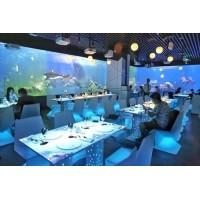 5D全息宴会厅,全息投影技术,3D餐厅投影